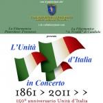 L'Unità d'Italia in concerto 1861 > 2011