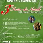 3ª Festa di Natale del Finanziere Piemontese – Programma