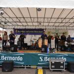 """Yellow & Green Blues Band – """"Pizza della Solidarietà""""– Cuneo 4 luglio 2014"""