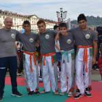 Manifestazione di Kickboxing – 21 settembre 2014 – piazza Vittorio Torino