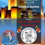 """Progetto Giada""""ONLUS Gran Concerto Natalizio"""