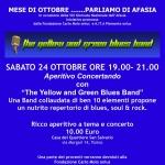 Mese di Ottobre… parliamo di Afasia – Yellow and Green Blues Band –