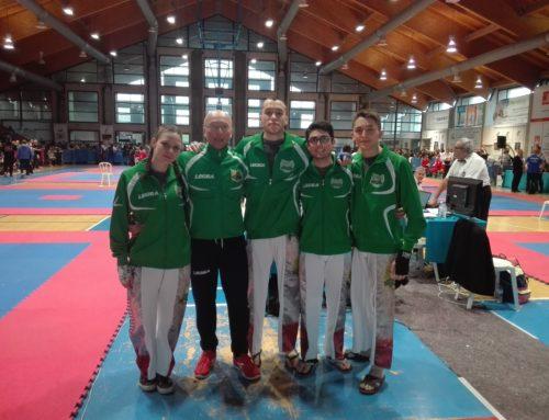 Campionato Interregionale KICKBOXING 1^ fase – Gorle (BG) – 27 Gennaio 2019